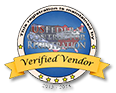 US Federal Contractor Verified Vendor Logo